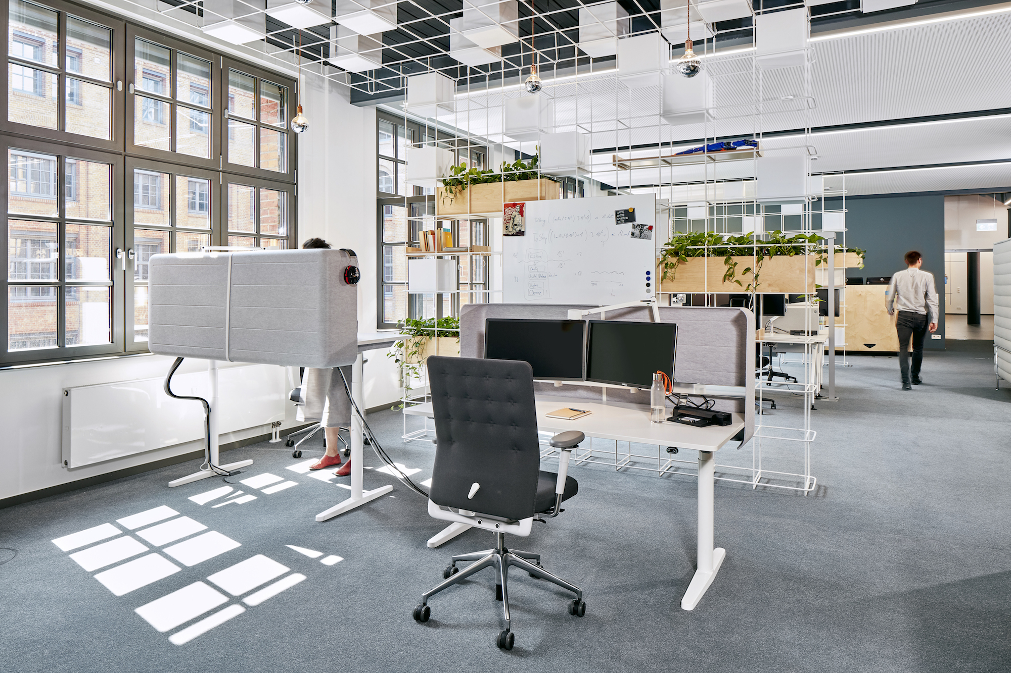 Gfk berlin vitra office design luxury insights for Office design news