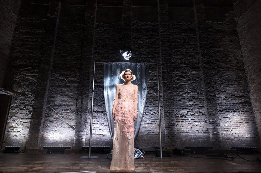 Das letzte Kleid der Marlene Dietrich von ElektroCouture, Designer: Anja Dragan, Foto © Andreas Waldschuetz