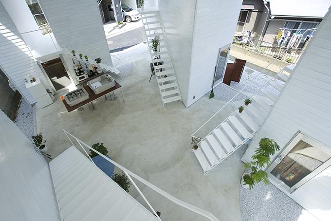 Gemeinschaftliches Wohnen – vom Design-Museum zur Luxus-Immobilie Eine neue Ausstellung im Vitra Design Museum