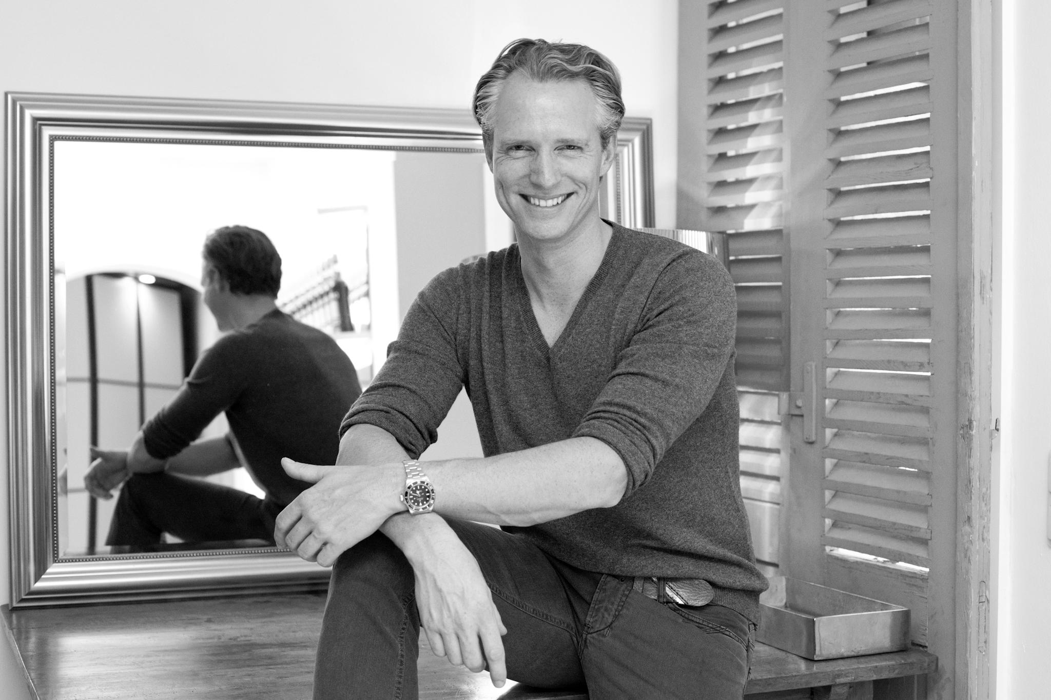 Ruby Hotels-Gründer und CEO Michael Struck