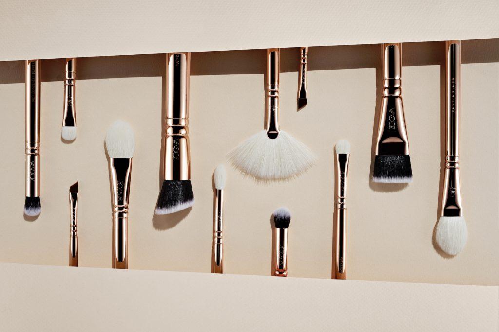Die bei Beauty-Bloggern beliebten ZOEVA Kosmetik-Pinsel