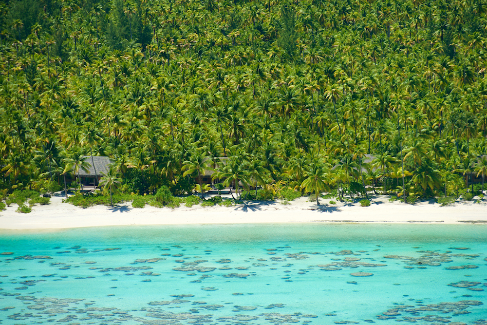 art of travel Luxus-Reiseziel Brando Island