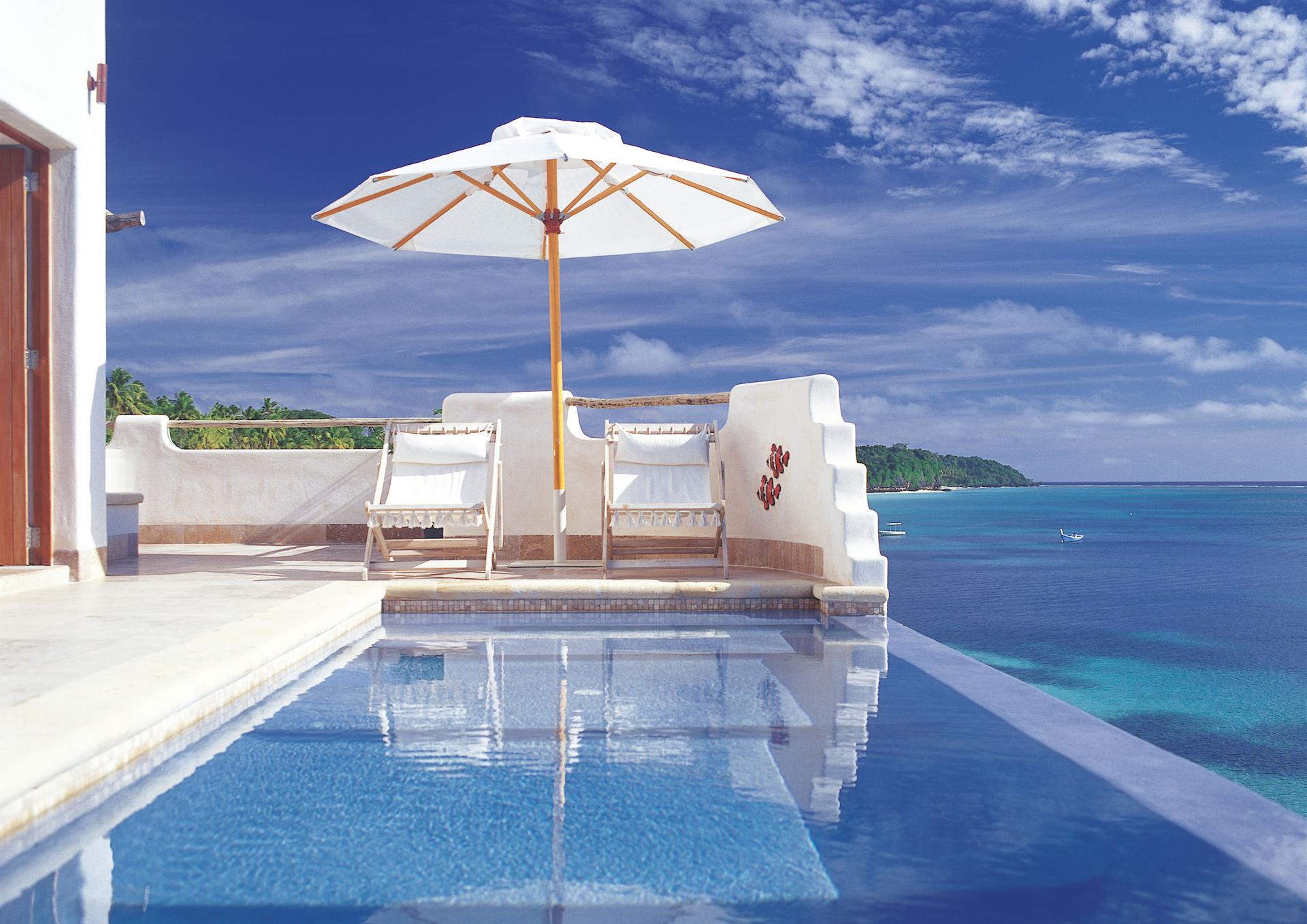 art of travel Luxus-Reise auf Fidschi-Insel Vatulele