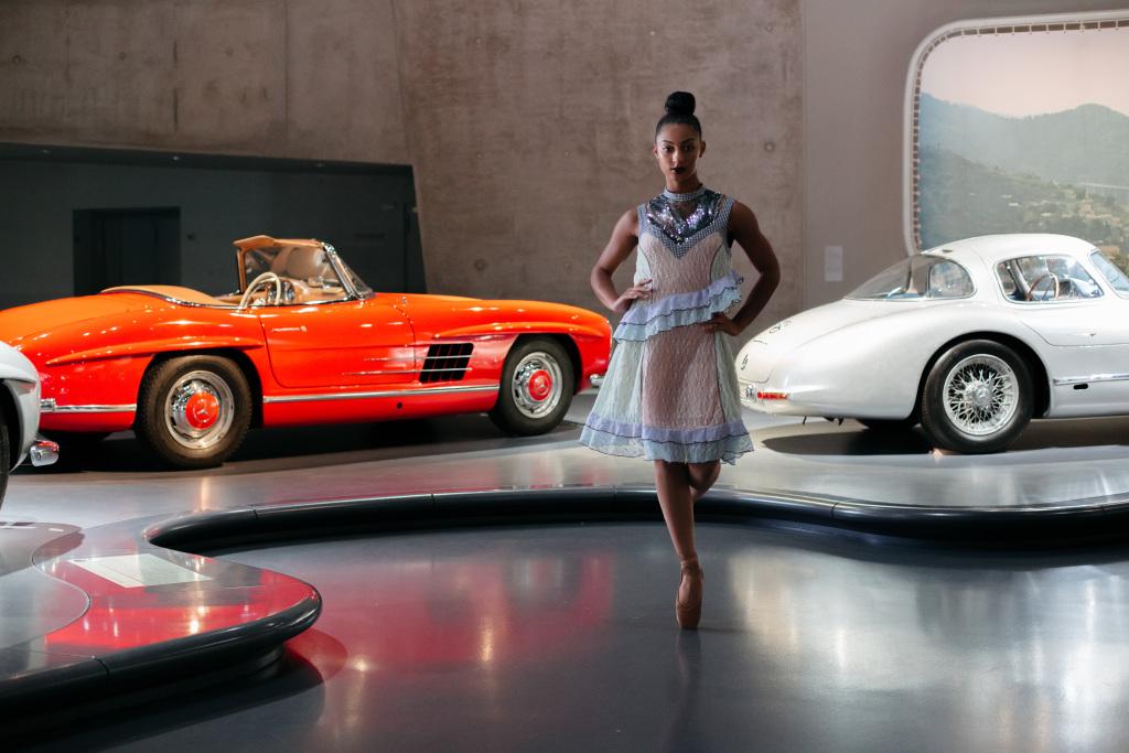 """Eine Episode der Mercedes-Benz """"Fashion Creatives""""-Filmserie im Rahmen des Mercedes-Benz Global Fashion Engagement"""