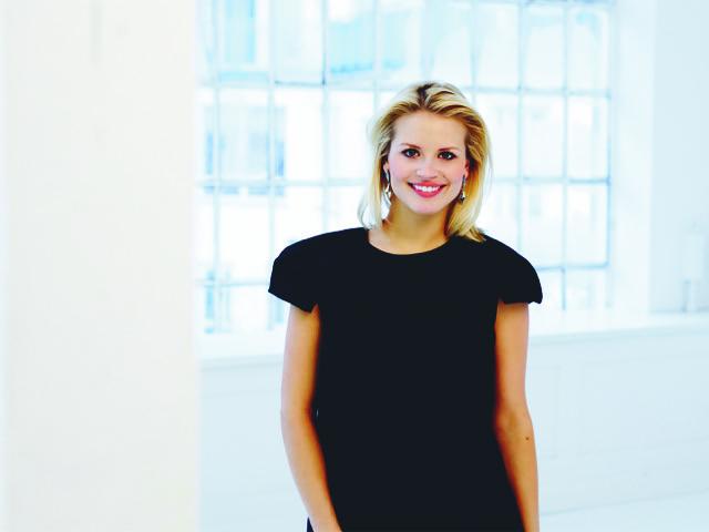 Cécile Wickmann, Gründerin und CEO der Vintage-Mode-Plattform REBELLE