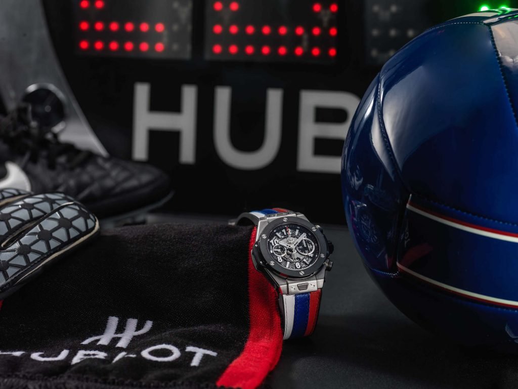 Eröffnung Hublot Boutique Moskau 2017