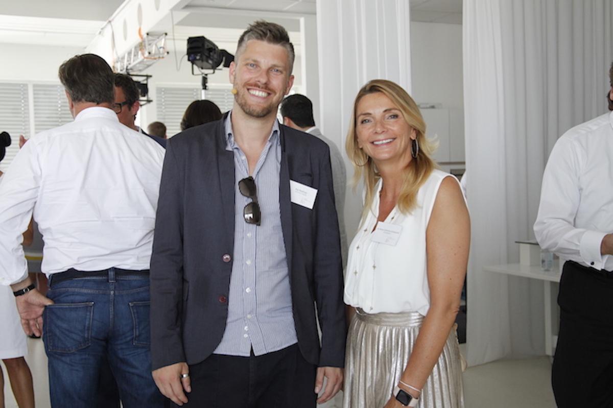 Kai Rebhan, Geschäftsführer der Lifestyle Drinks GmbH