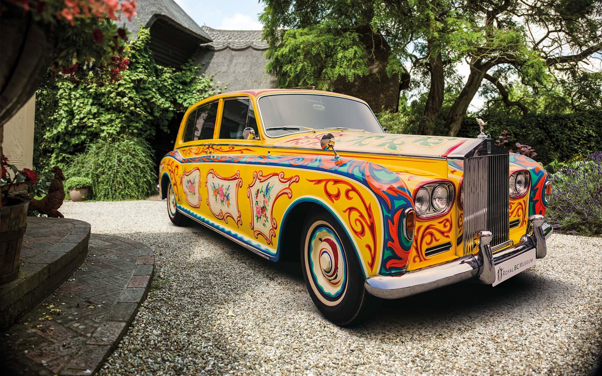 Rolls-Royce Phantom V von John Lennon