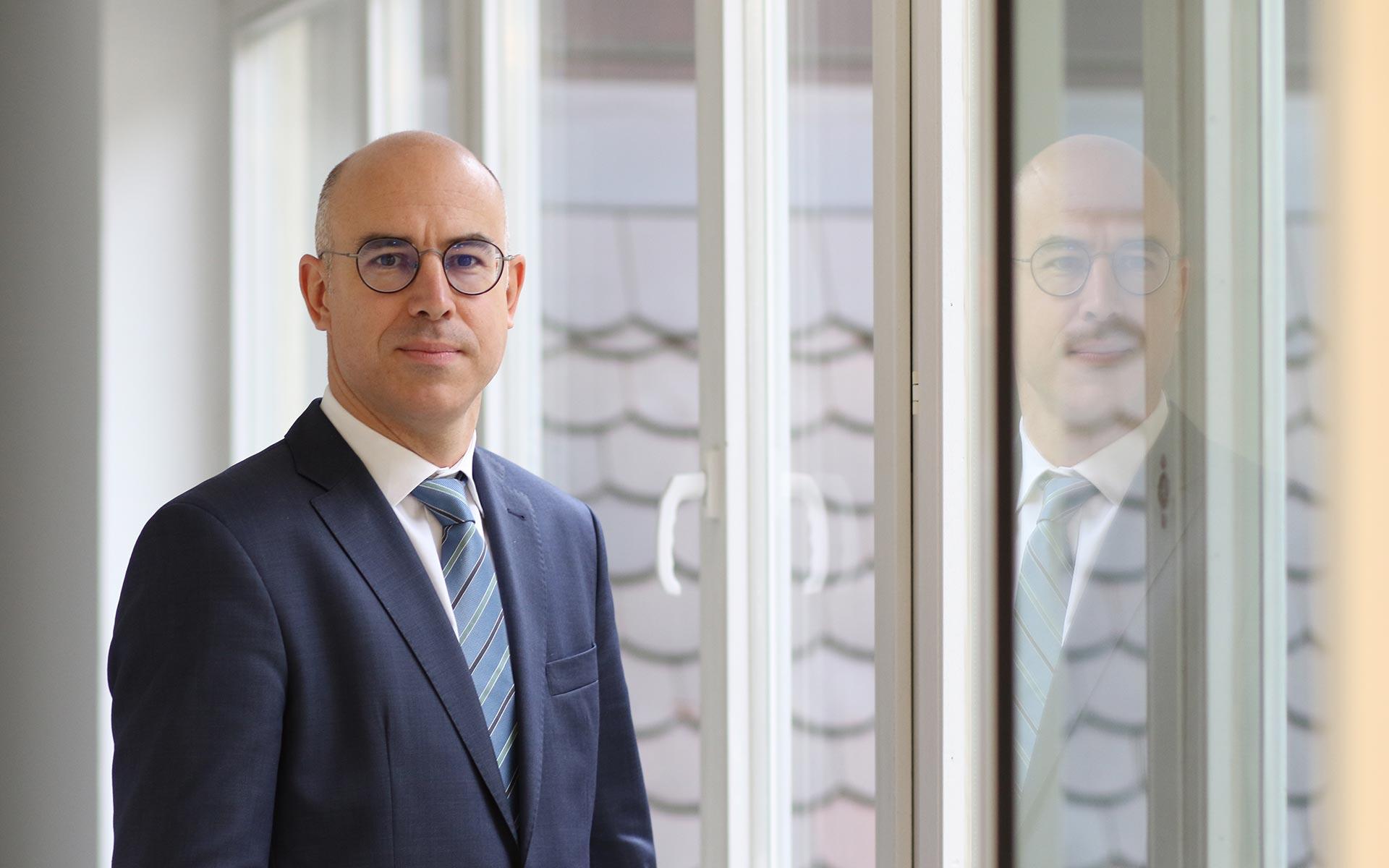 Prof. Gabriel J. Felbermayr, Leiter des ifo Zentrums für Außenwirtschaft in München