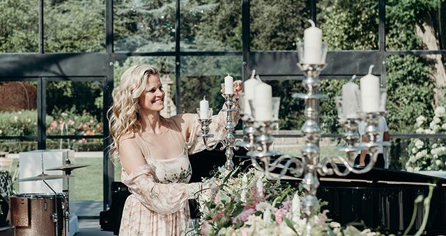Luxus-Hochzeit mit FINE WEDDINGS